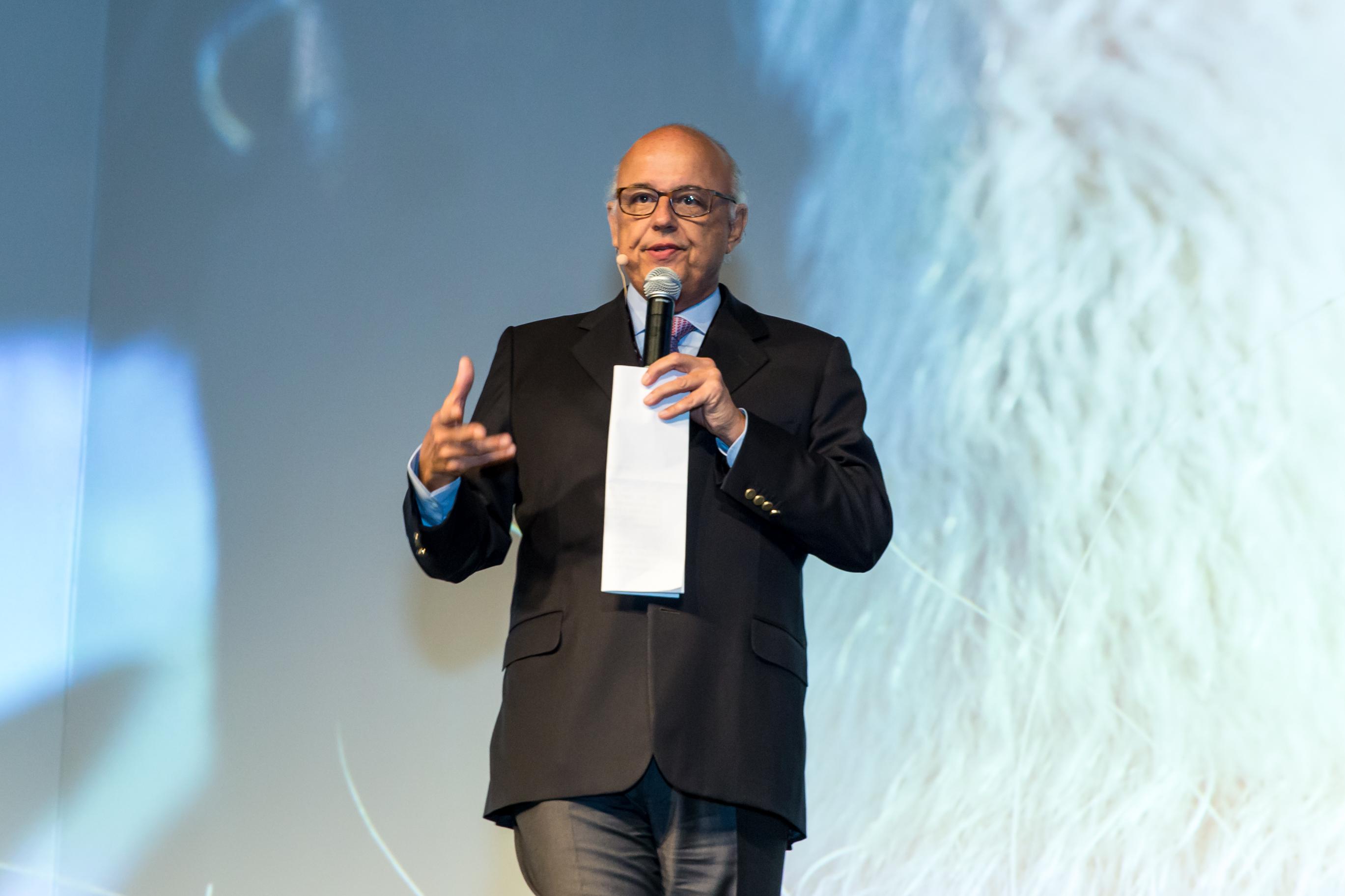 Cezário Ramalho, vice-presidente da Abramilho